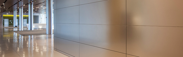 Levele Wall Cladding System Architectural Forms