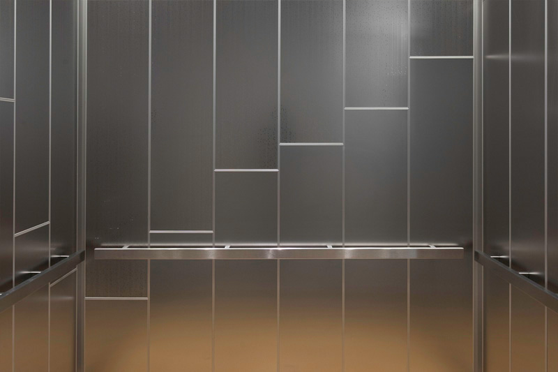 1000 images about elevator interiors on pinterest glow stainless steel and elevator. Black Bedroom Furniture Sets. Home Design Ideas