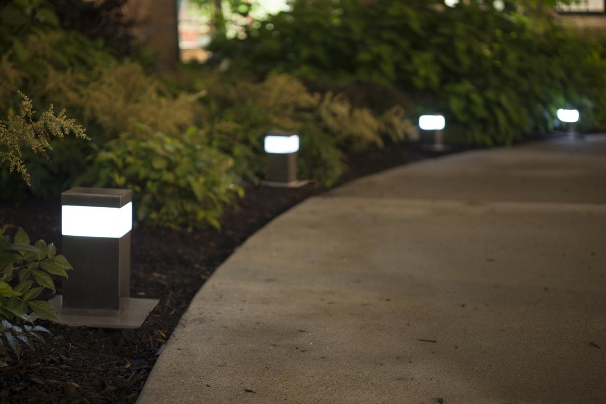 Every Detail Counts With Rincon Pathway Bollards Forms