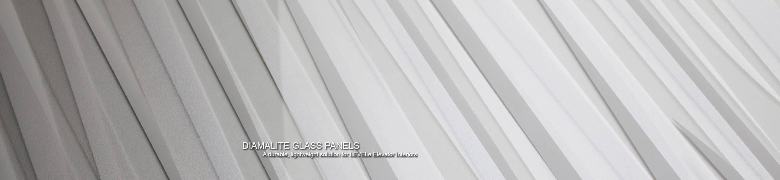 Diamalite Glass Panels