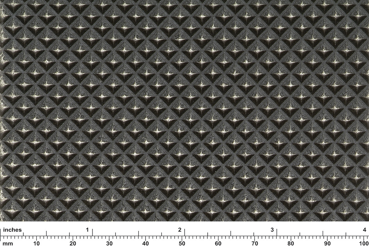 Bonded Metal Patterns Forms Surfaces