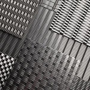 Linq Woven Metal, CrossLinq Patterns: Chord, Tempo, Slope, Flux, Wave, Rhythm, M