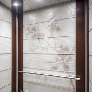 LEVELe Elevator Interiors