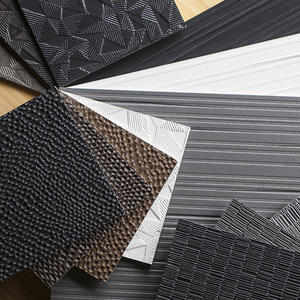 New Bonded Metal and Bonded Quartz patterns