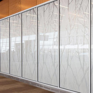VIviGraphix Graphica glass in View configuration with custom graphic interlayer