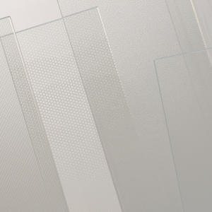 ViviGraphix Gradiance glass interlayer patterns: Dot Mini Fade, Montane, Scatter