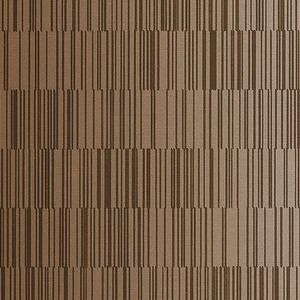 Fused Bronze with Satin finish shown in Sequence Eco-Etch pattern