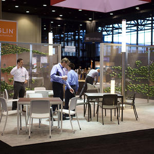 Forms+Surfaces booth at the 2015 ASLA Annual Meeting & EXPO