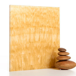 ViviStone Honey Onyx, Reflect Configuration, Pearlex Finish