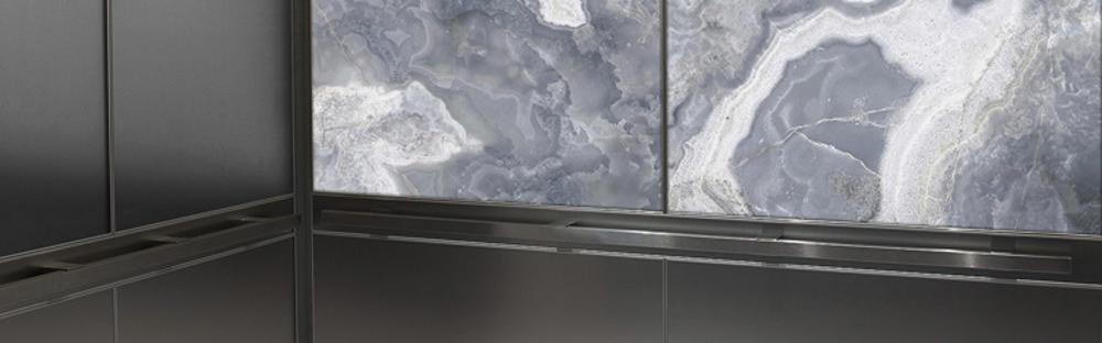 LEVELe & LEVELc Elevator Interiors