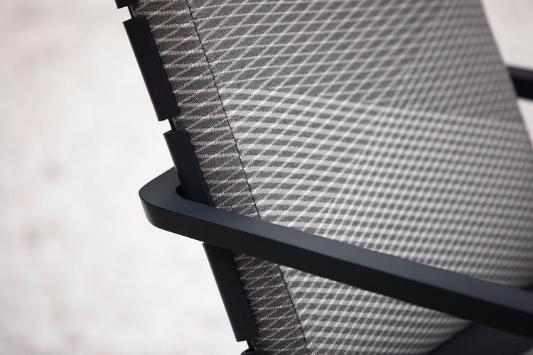 Vaya Textile Chair