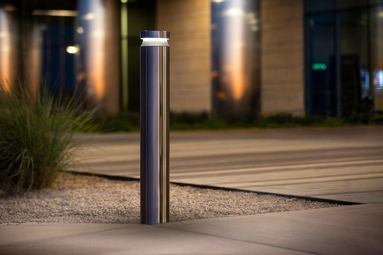 Light Bollards Forms Surfaces