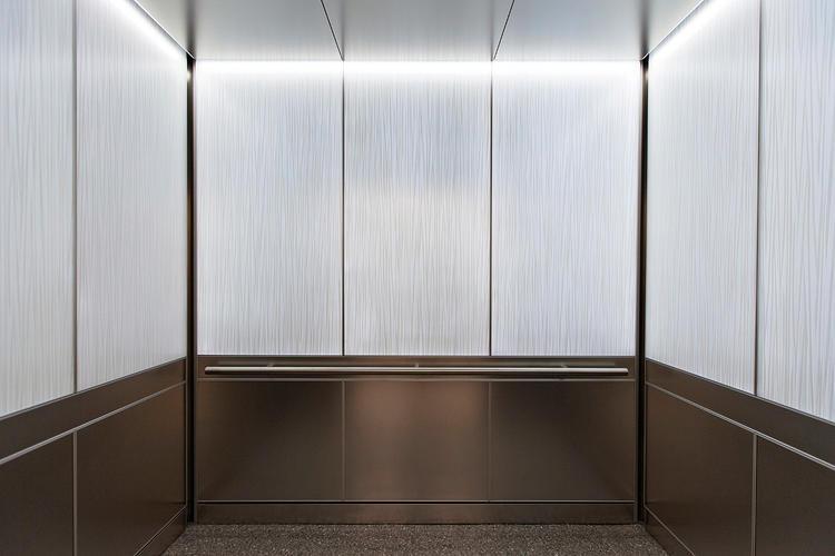 LEVELe-105 Elevator Interiors