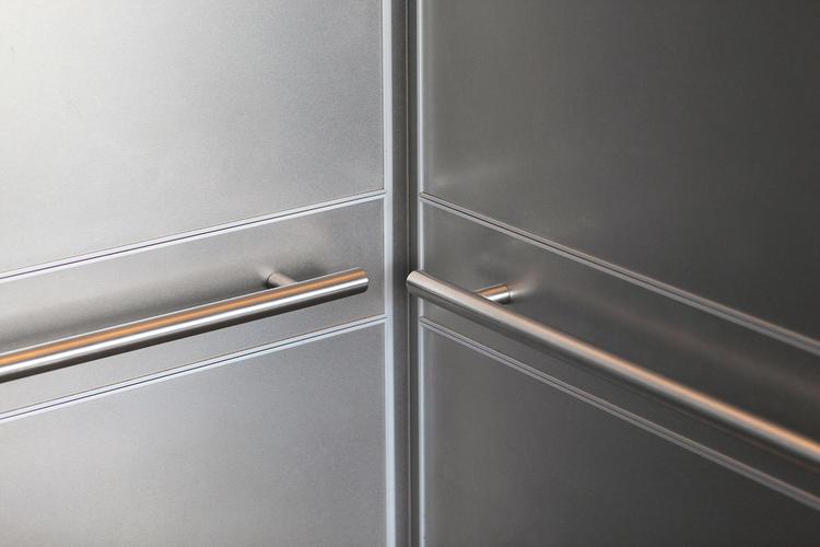 LEVELe-104 Elevator Interiors
