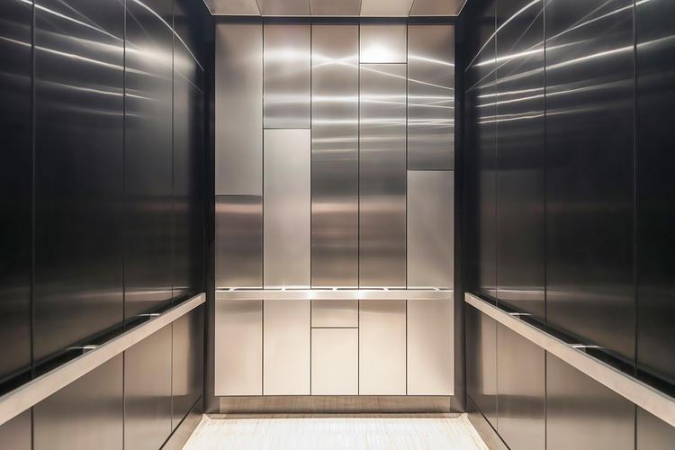 LEVELe-108 Elevator Interiors