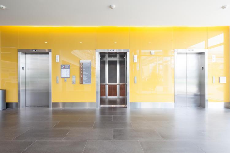 LEVELc-2000 Elevator Interiors