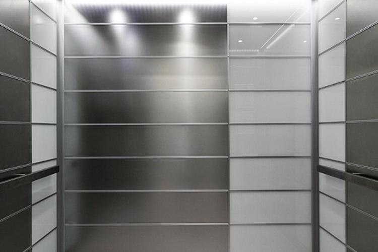LEVELe-103 Elevator Interiors