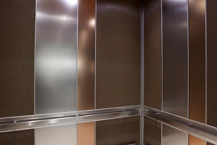 LEVELe-101 Elevator Interiors