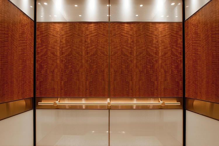LEVELe-106 Elevator Interiors