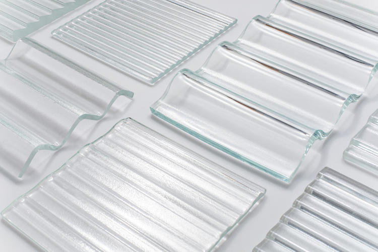 BermanGlass Profile Kiln Cast Glass