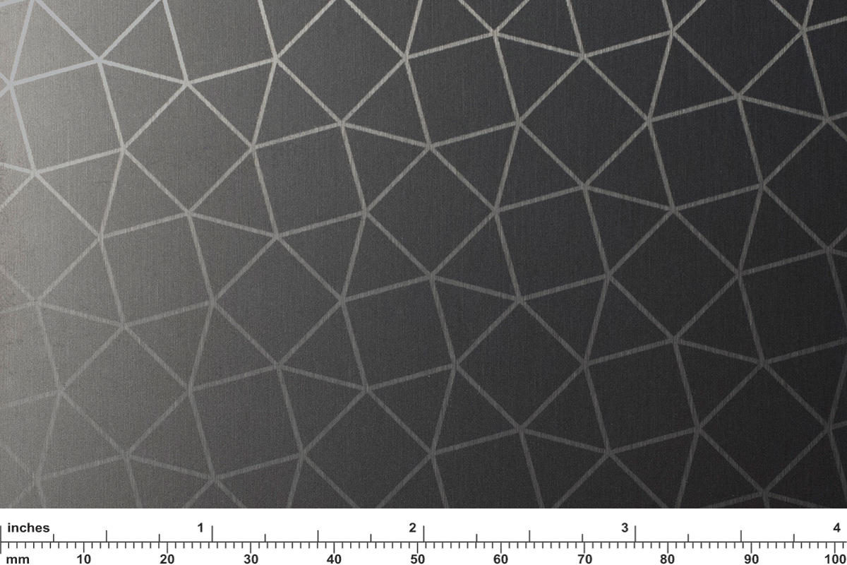 Fused Metal Eco Etch Patterns Architectural Forms Surfaces