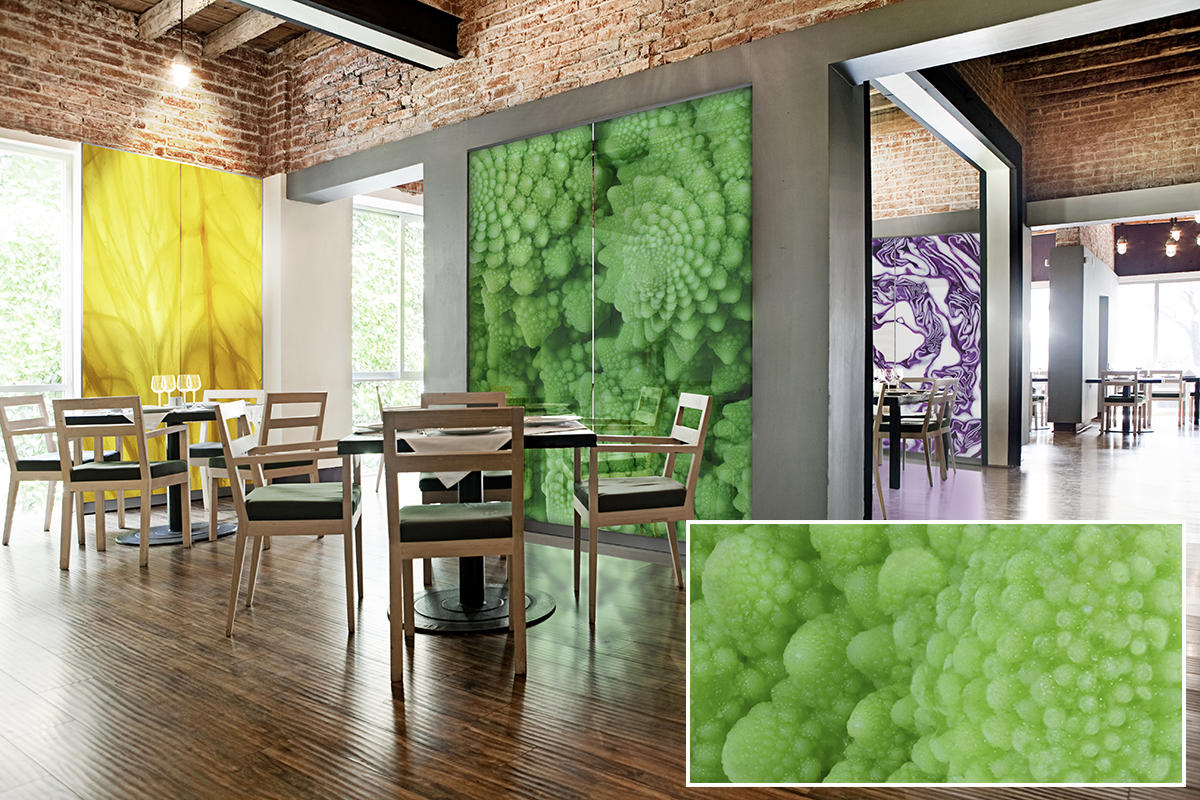 ... ViviSpectra Zoom glass with Citrus Romanesco and Cabbage interlayers ... & ViviSpectra Zoom | Architectural | Forms+Surfaces