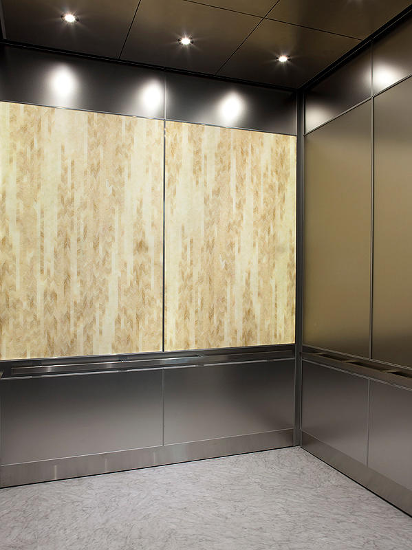 LEVELe-106 Elevator Interior