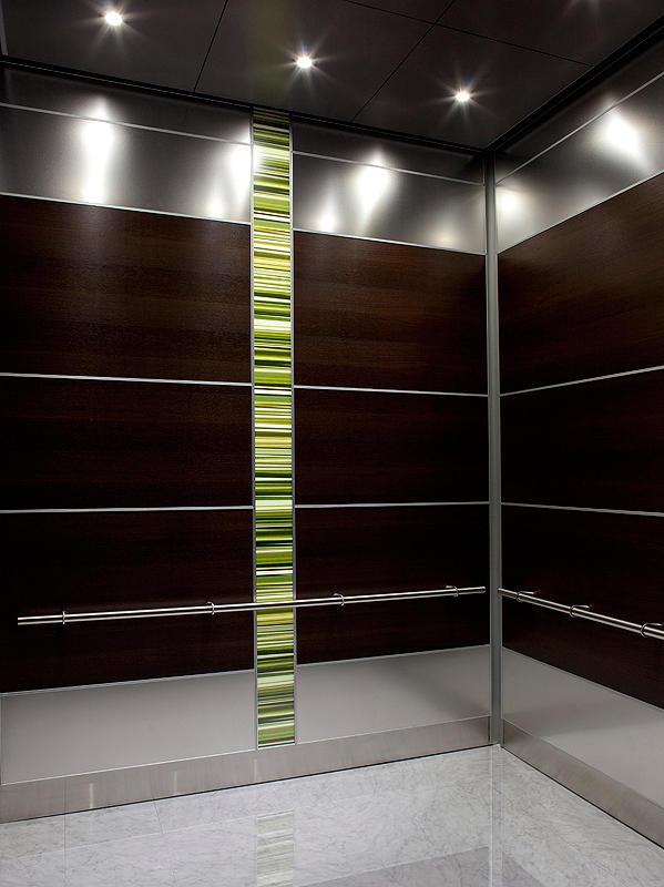 LEVELe-107 Elevator Interior