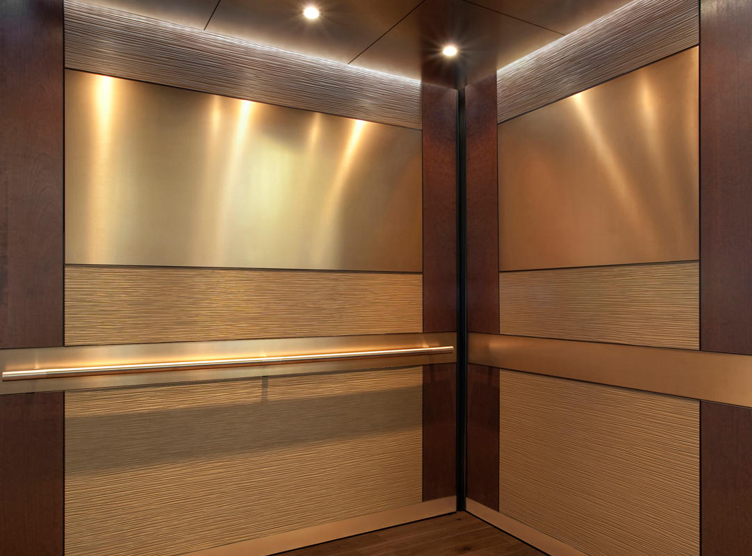 LEVELe102 Elevator Interiors Architectural FormsSurfaces