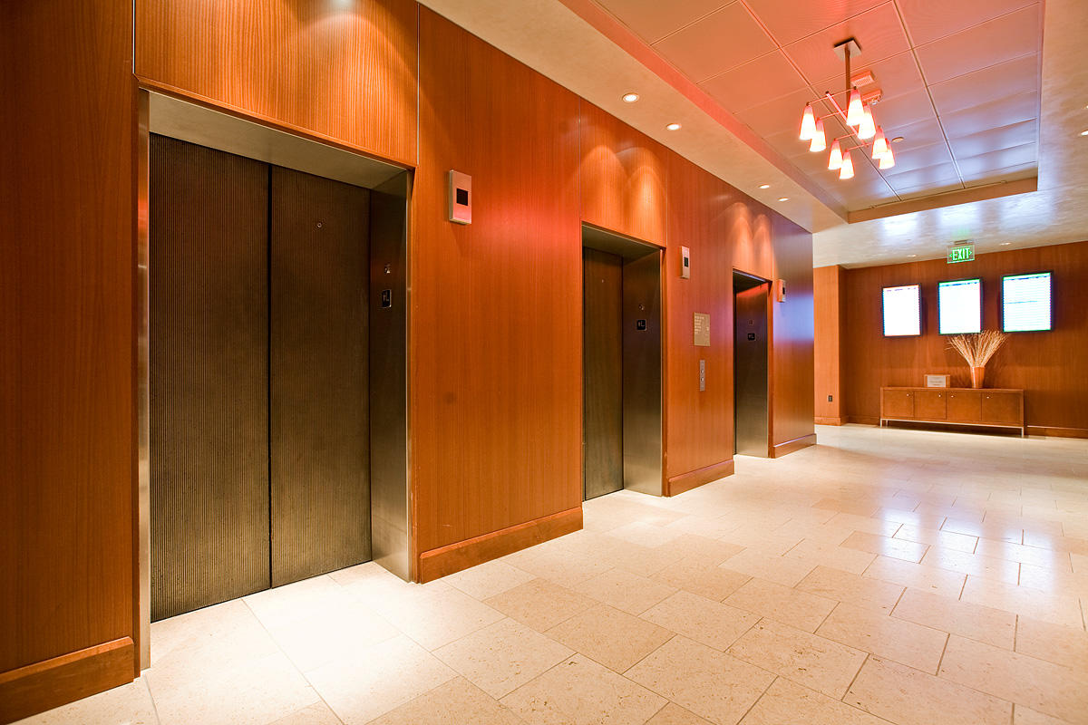 Bonded Metal Elevator Doors | Architectural