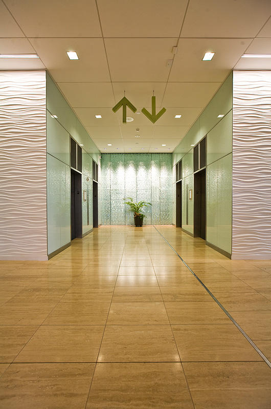 Car Show Dallas >> Bonded Metal Elevator Doors | Architectural | Forms+Surfaces