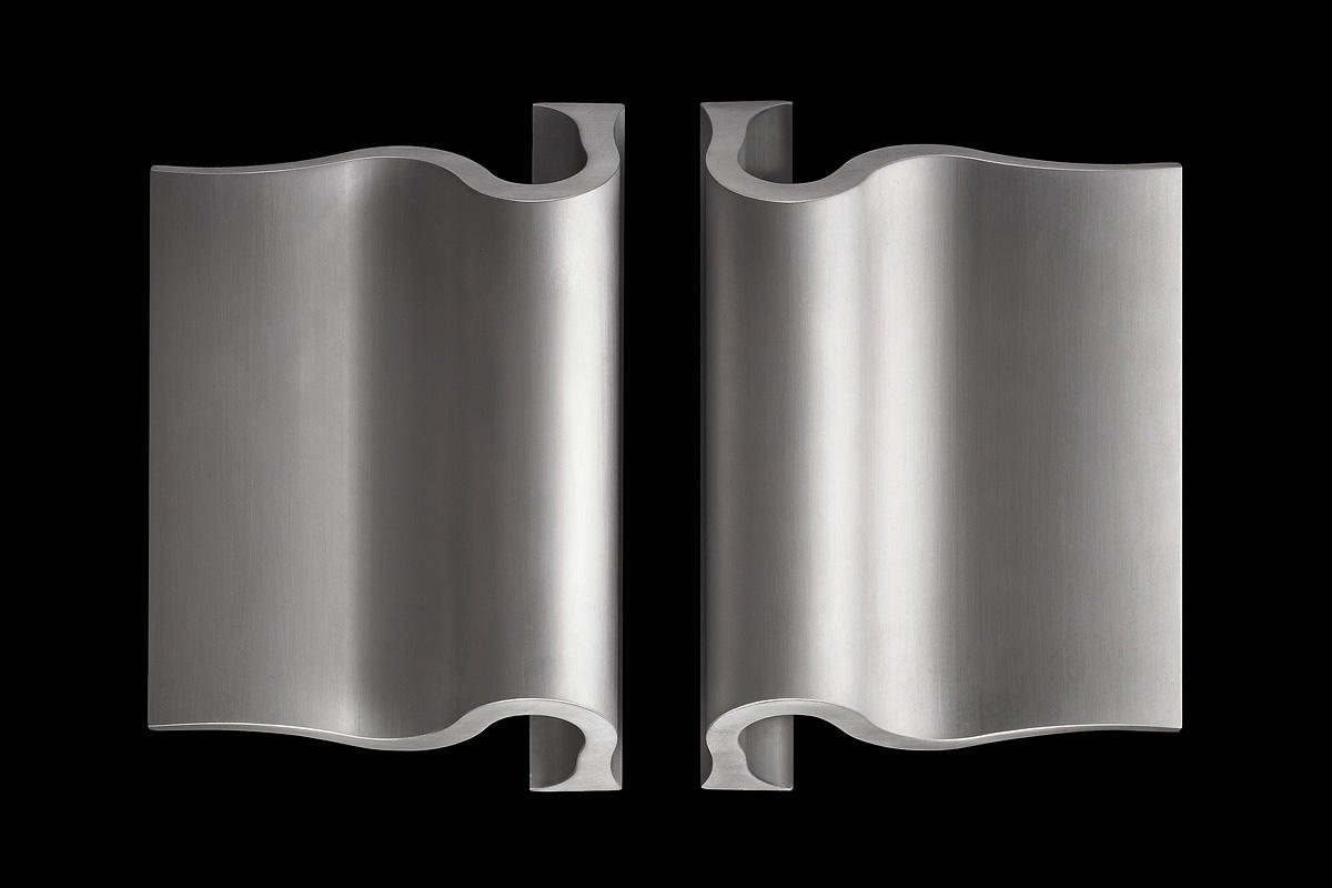Wave Door Pulls | Architectural | Forms+Surfaces