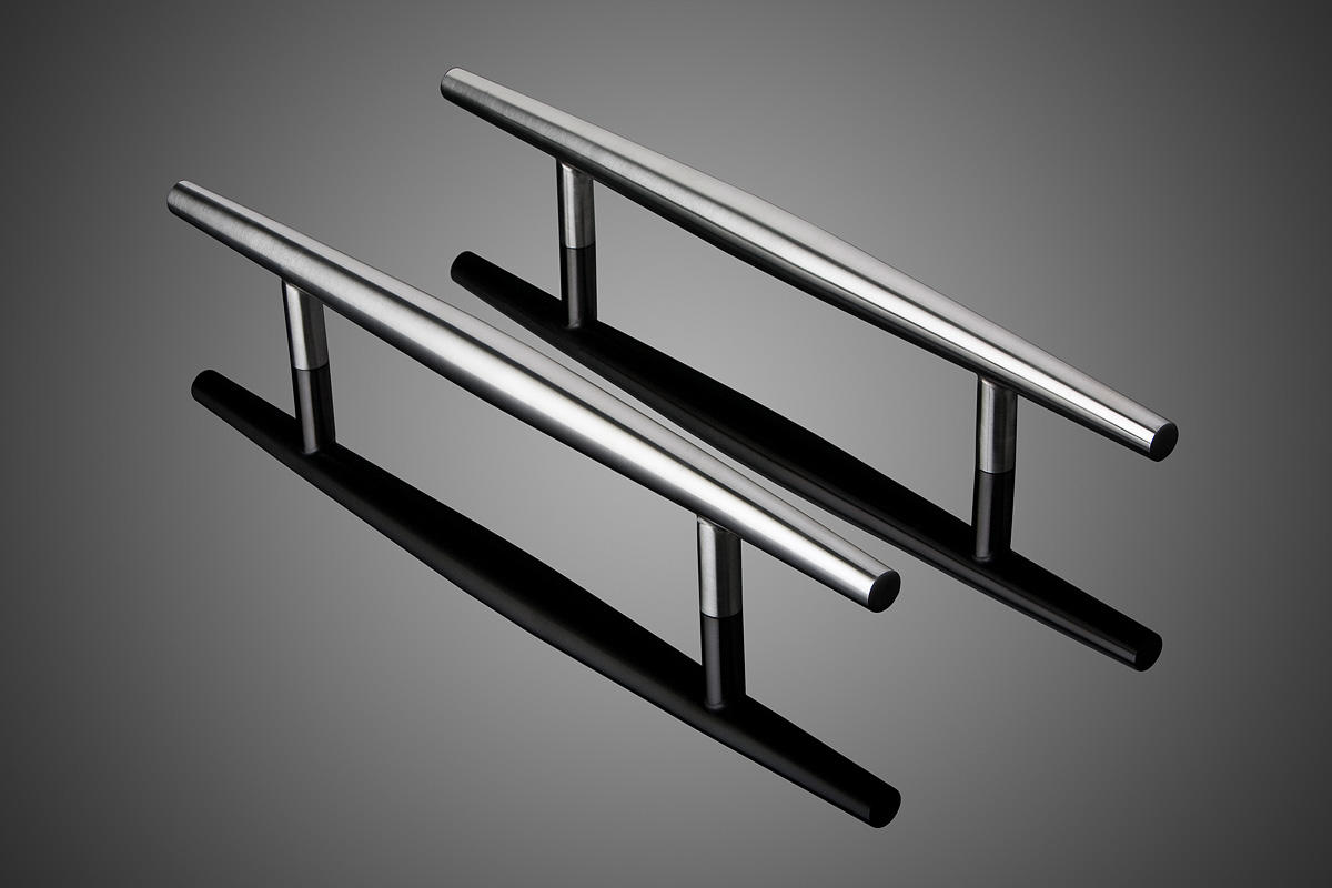 Comet Door Pulls Architectural Forms Surfaces