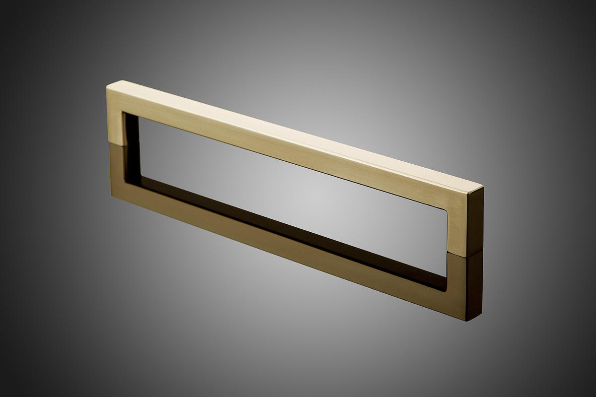 Rectangular Door Pulls Architectural FormsSurfaces