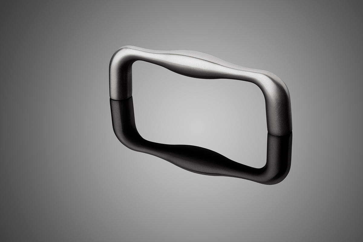 Cadence Cabinet Pulls Architectural Forms Surfaces