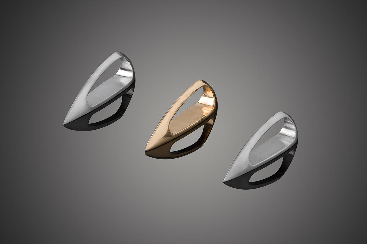 Luna Cabinet Pulls | Architectural | Forms+Surfaces