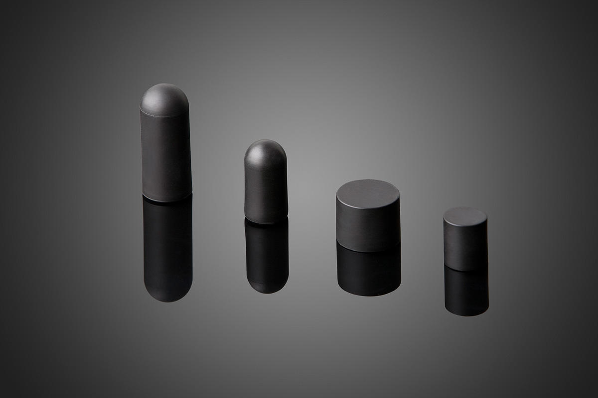 Neoprene Cabinet Pulls | Architectural | Forms+Surfaces