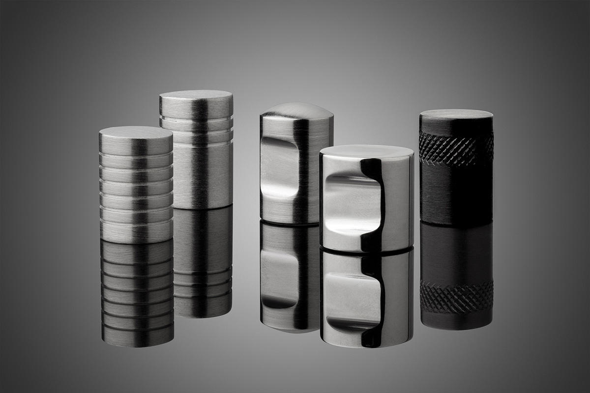 Token Cabinet Pulls Architectural Forms Surfaces