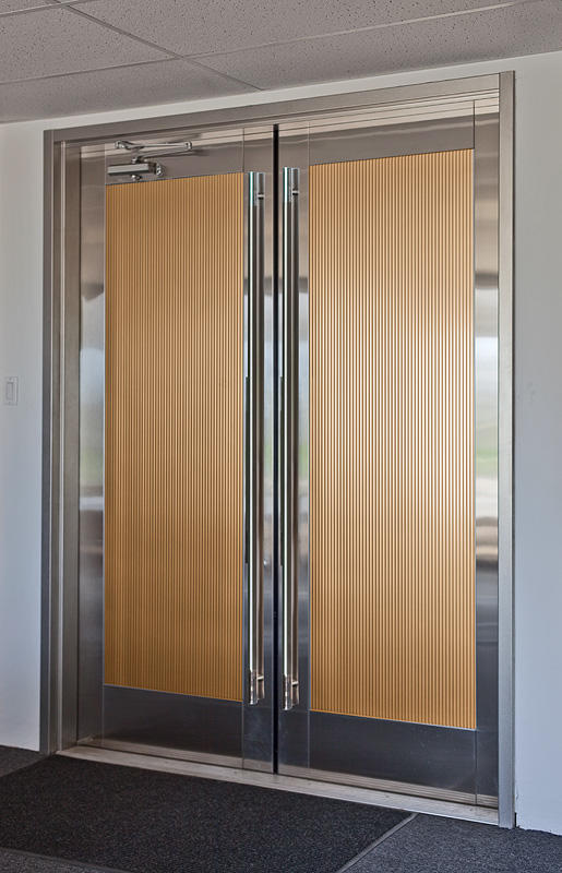 ... Stile u0026 Rail Doors shown in single inset configuration & Stile u0026 Rail Doors | Architectural | Forms+Surfaces