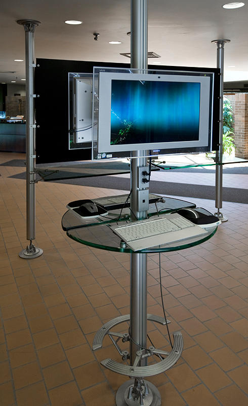 Profile One Information Kiosks Architectural Forms