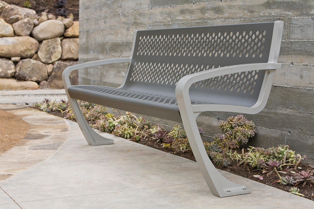 Terrific Balance Bench Outdoor Forms Surfaces Theyellowbook Wood Chair Design Ideas Theyellowbookinfo