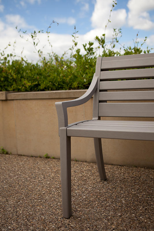 cordia bench outdoor forms surfaces