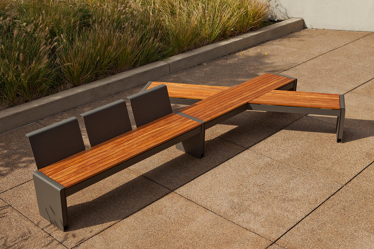 Vector Seating System Outdoor FormsSurfaces