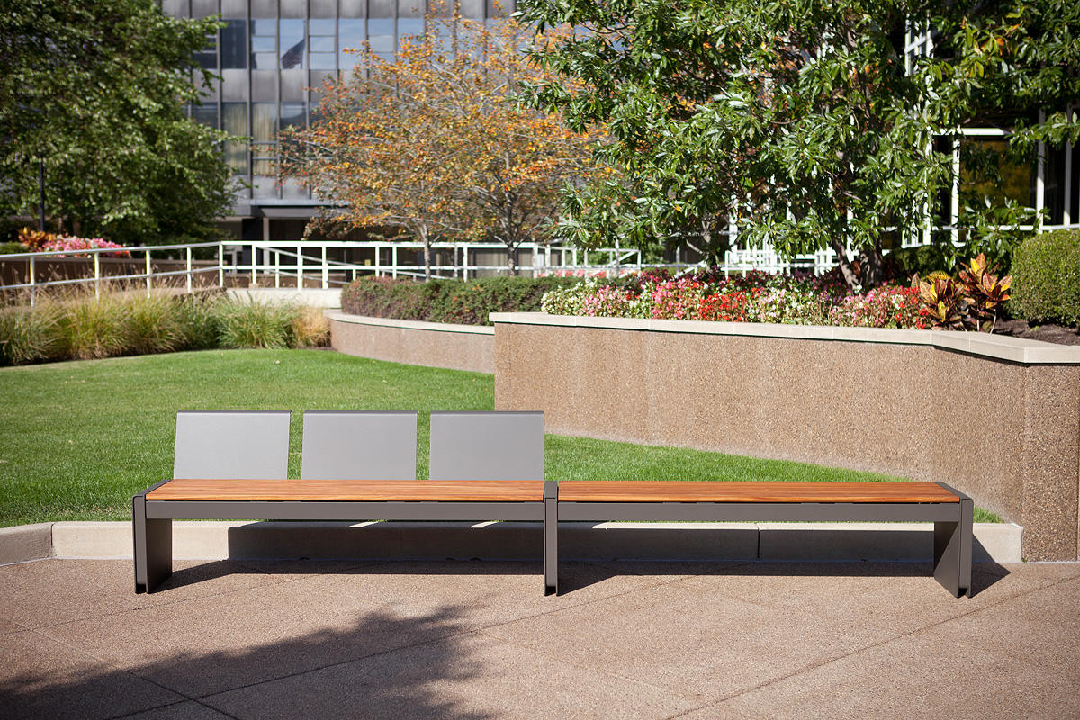 Vector Seating System   Outdoor   Forms+Surfaces