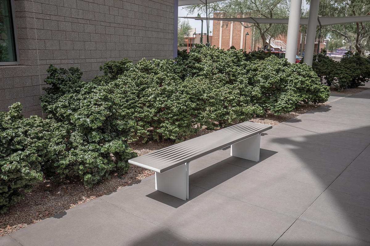 Superb Flight Bench Outdoor Forms Surfaces Customarchery Wood Chair Design Ideas Customarcherynet
