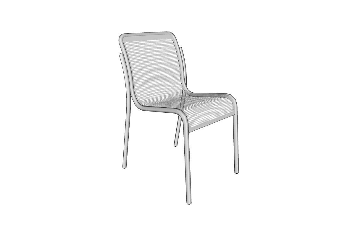 Vista Chair without arms