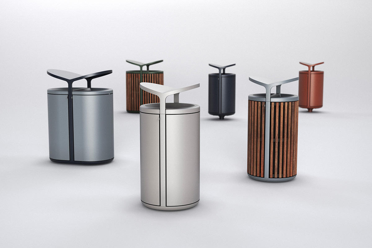 Tonyo Receptacles in multiple sizes and configurations