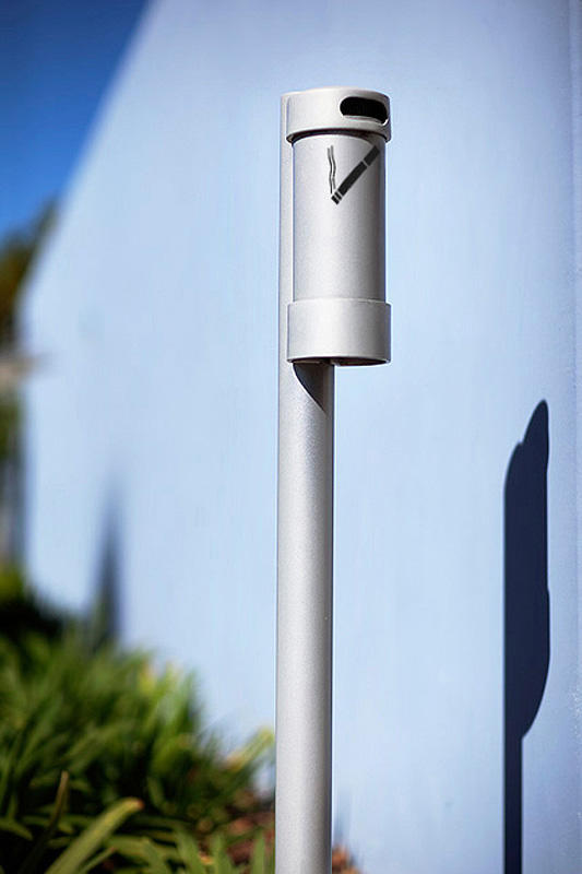 Buttler Ash Receptacle | Outdoor | Forms+Surfaces
