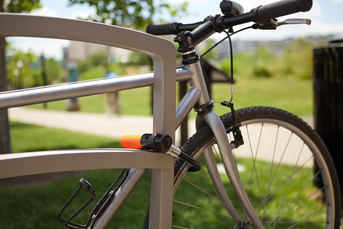 Cordia Bike Rack Outdoor Forms Surfaces