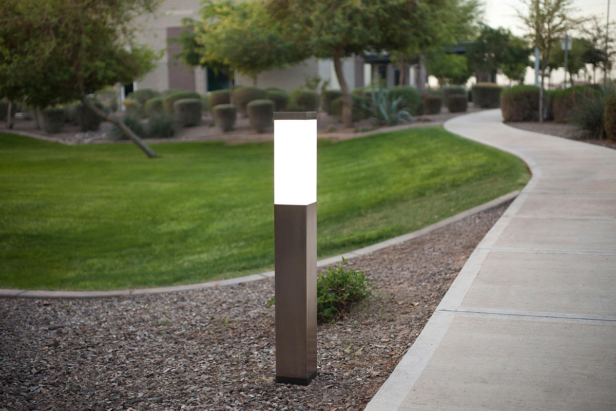 Rincon Bollard Outdoor Forms Surfaces